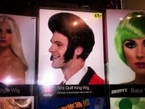 śmieszne peruki