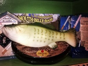 ryba ozdoba